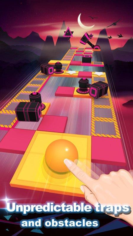 滚动的天空游戏截图