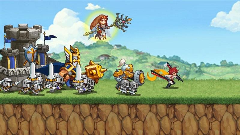 王国之战无限金币版游戏截图