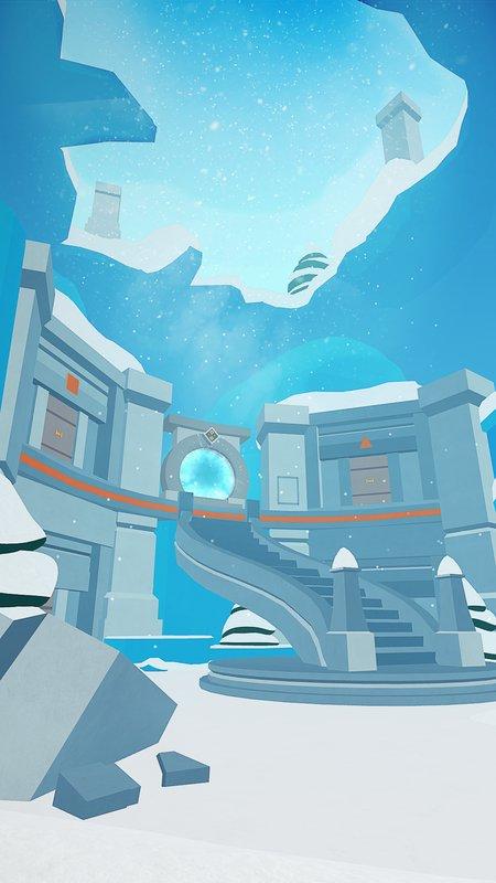 遥远寻踪3:北极逃生破解版游戏截图