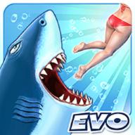 饥饿鲨进化幽灵鲨破解版图标