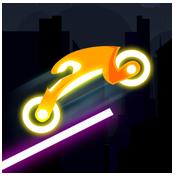 霓虹摩托骑士2018安卓版图标