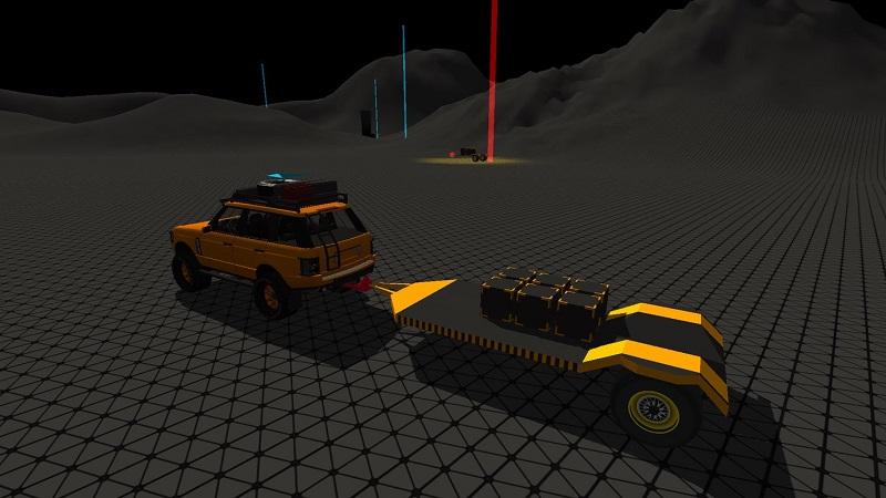 项目越野车无限金币版游戏截图