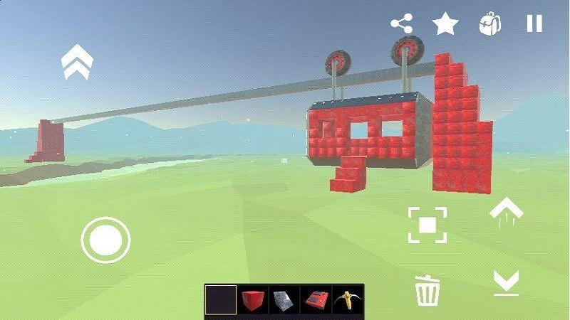 科技沙盒破解版游戏截图