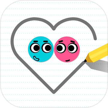 恋爱球球游戏图标