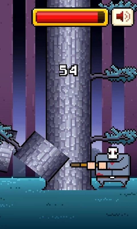 疯狂伐木工游戏截图