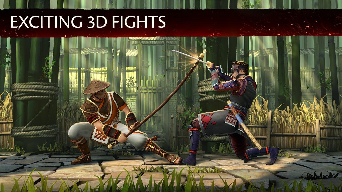 暗影格斗3游戏截图