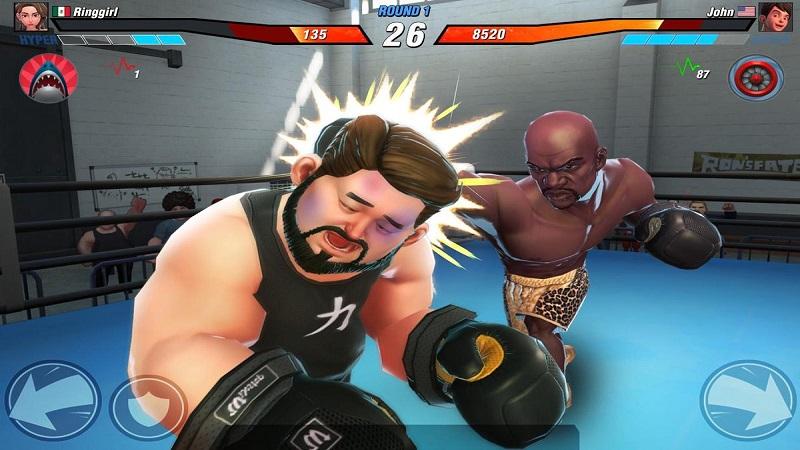 拳击明星免谷歌验证版游戏截图