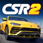 csr racing2图标