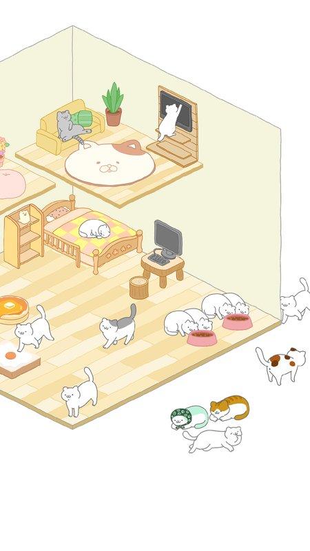 我的猫咪很可爱游戏截图