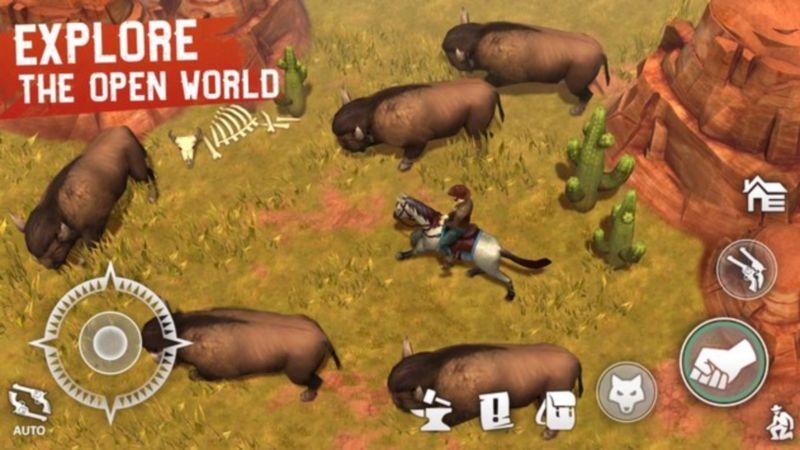 西部土地生存破解版游戏截图