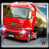 欧洲卡车模拟器中文版