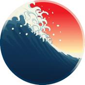 浮世绘冲浪破解版图标