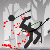 火柴人弓箭手无限金币版图标