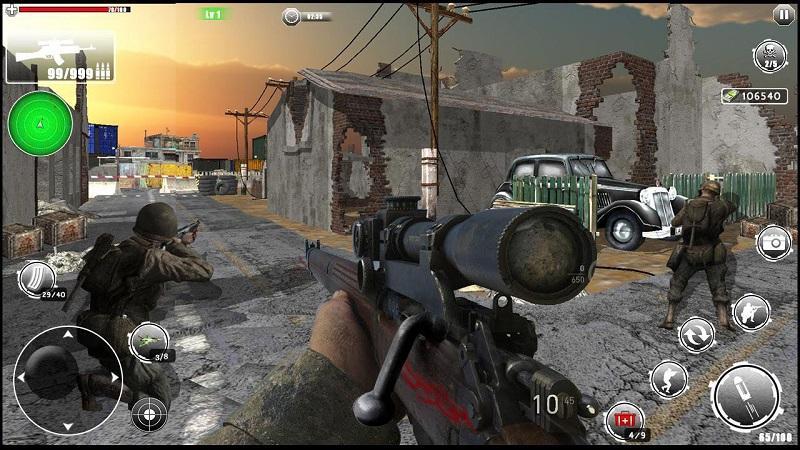 中国狙击战:终极战场截图3