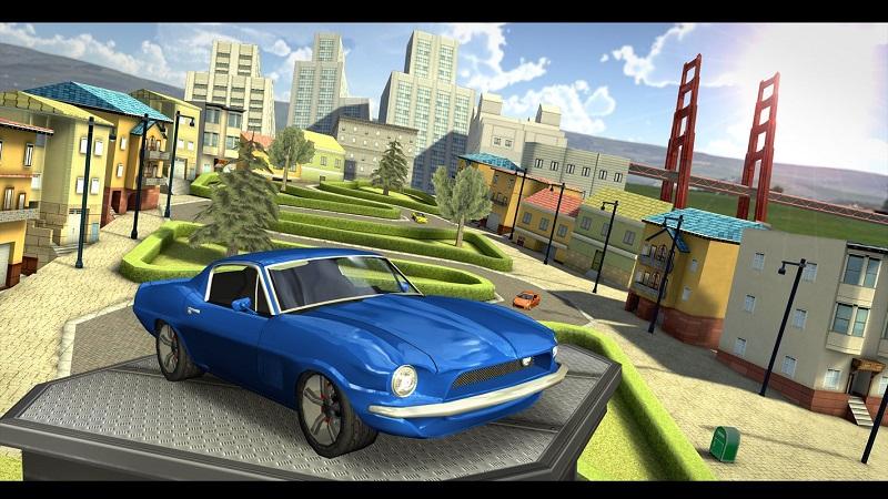 至尊汽车驾驶模拟器:旧金山截图1