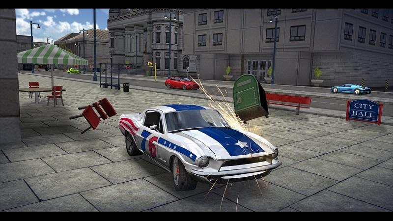 至尊汽车驾驶模拟器:旧金山截图3