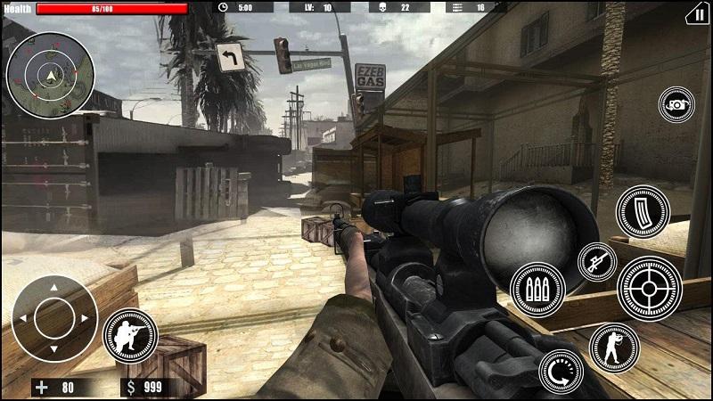 狙击任务的召唤ww2截图3