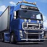 欧洲卡车模拟驾驶游戏
