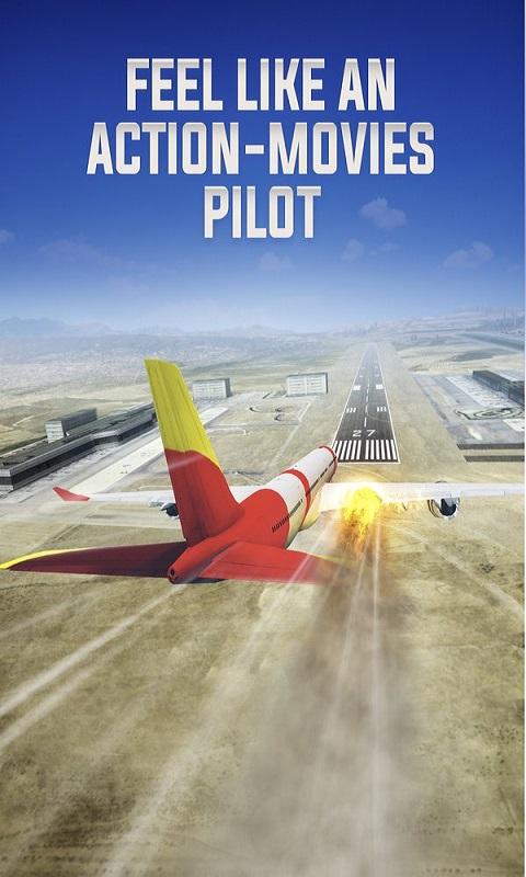 真实飞行模拟3D截图1