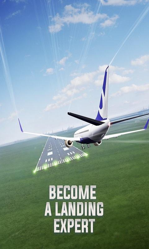 真实飞行模拟3D截图3
