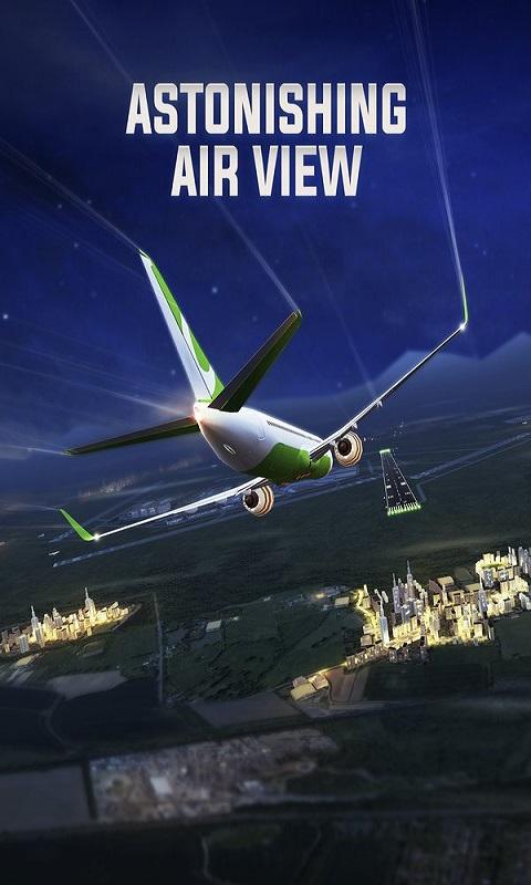 真实飞行模拟3D截图4