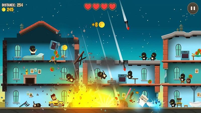 疯狂外星人游戏截图