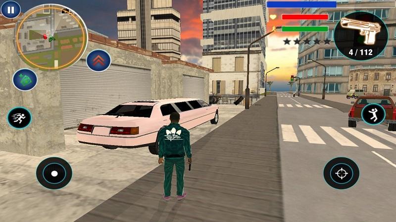 真实黑帮犯罪无限金币版游戏截图