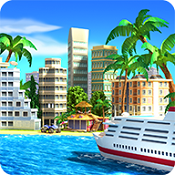 热带天堂:小镇岛无限金条版