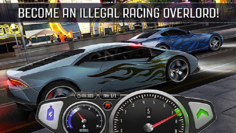 Top Speed游戏截图