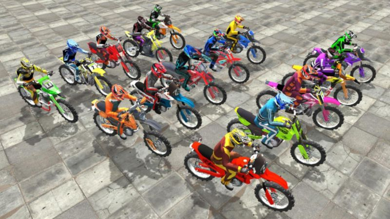 Bike Stunts截图4