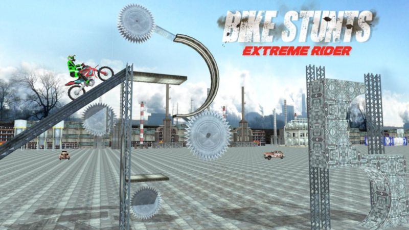 Bike Stunts截图2
