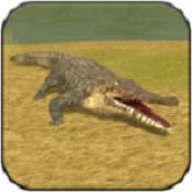 野生凶鳄模拟器3D无限金币版
