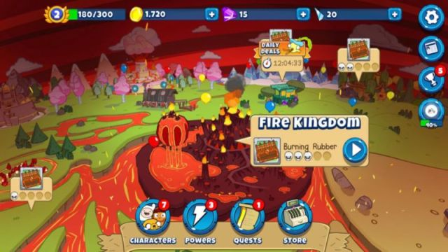 Bloons Adventure Time截图4