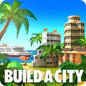 模拟天堂城市岛屿(Paradise City Island Sim)图标