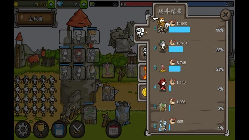 成长城堡汉化版游戏截图