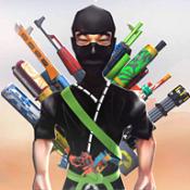 迷你射击游戏:战场射击解锁武器版