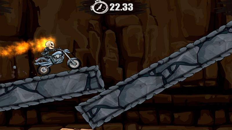 狂野飚客3游戏截图