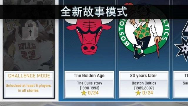 NBA 2K19免付费破解版游戏截图
