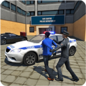 犯罪城:警车模拟器图标