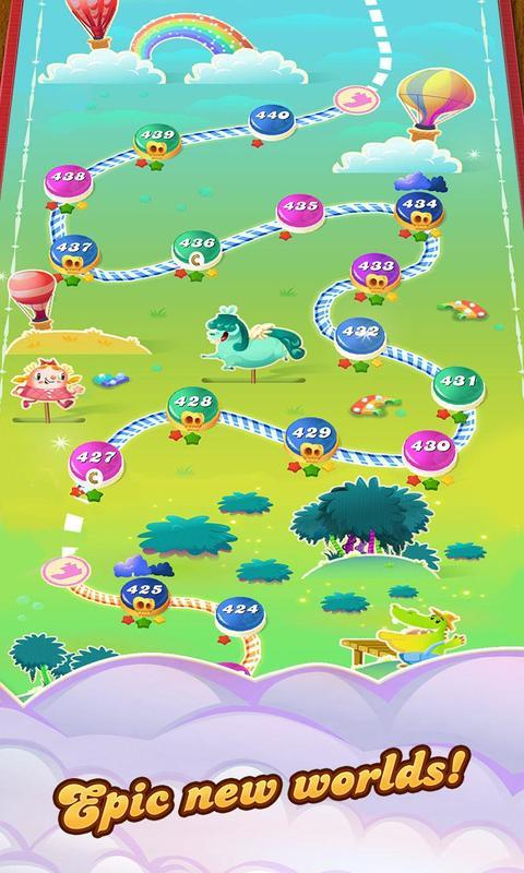 糖果传奇解锁版游戏截图