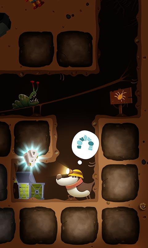 旅行小狗游戏截图