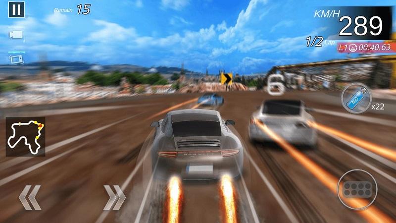 狂野城市飞车:最新极品飙车解锁车辆版游戏截图