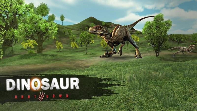 恐龙追捕截图1