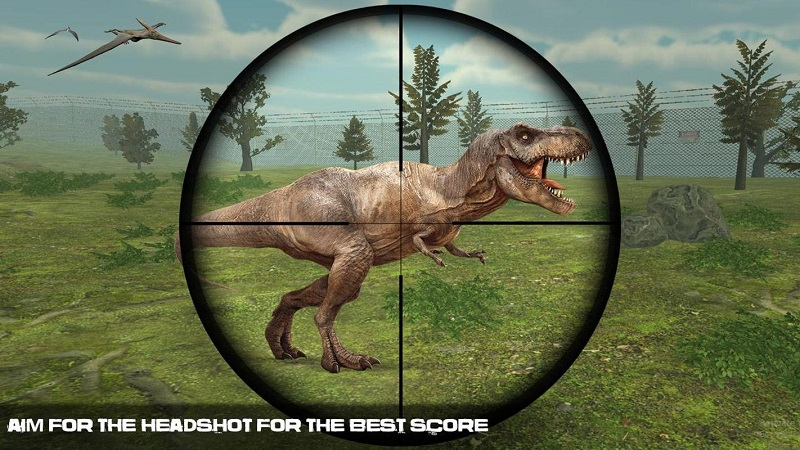 恐龙追捕截图4