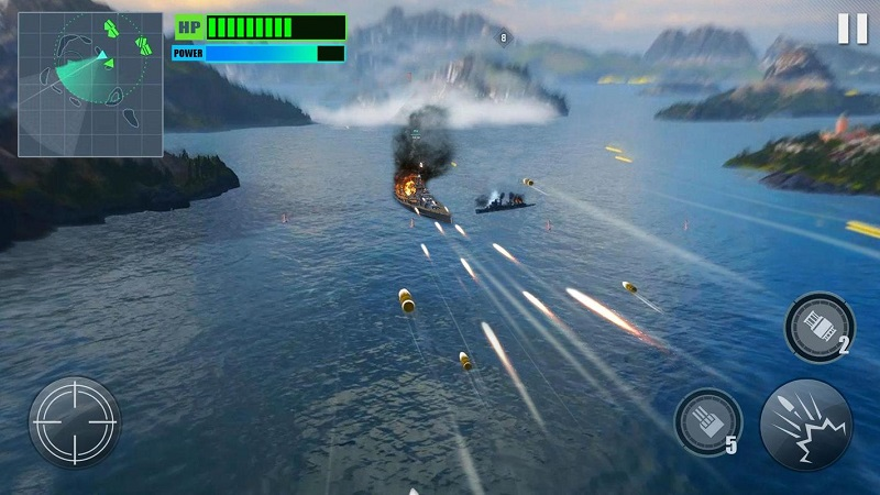 战舰猎杀截图2