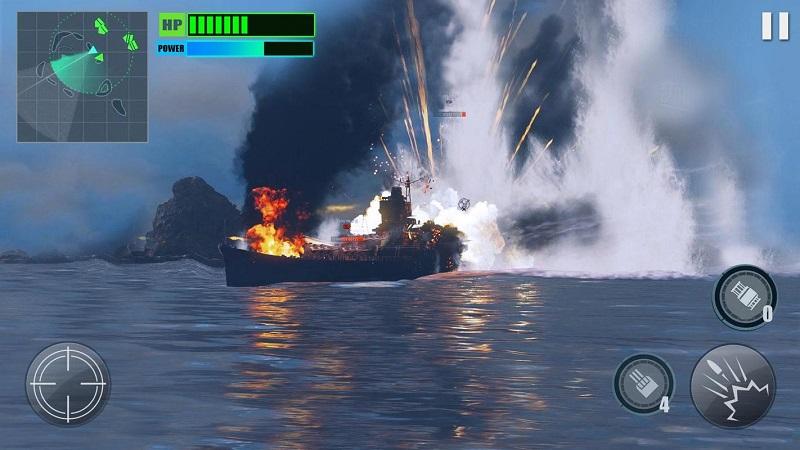 战舰猎杀截图3