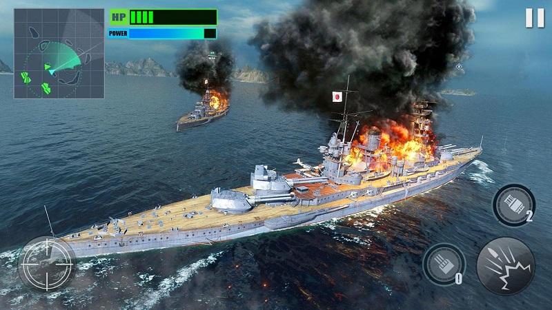 战舰猎杀截图4