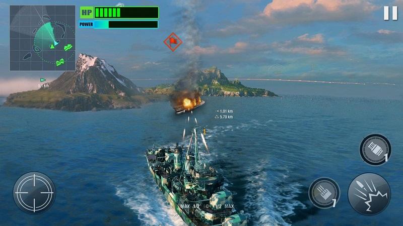 战舰猎杀截图5