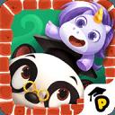 熊猫博士小镇宠物乐园图标