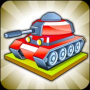 坦克合并闲置英雄图标